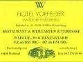 Hotel Vorfelder