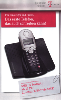 Titel Telekom-Flyer