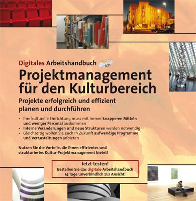 Titel Kulturmanagement-Flyer