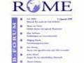 Titel Club of Rome